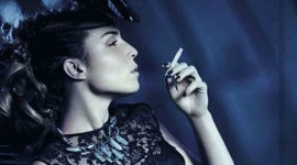 Noomi Photoshoot For Vogue Italia