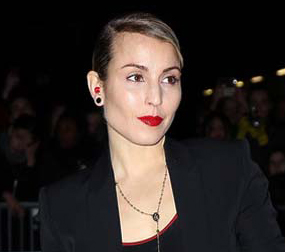Noomi Attends Givenchy Show – Gallery  & Video