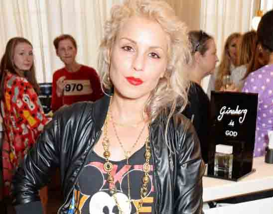 Noomi Attends New Perfume Launch In London