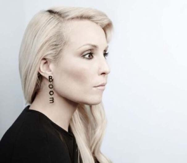 Lovely Image Of Noomi Wearing Jewellery By Maria Nilsdotter