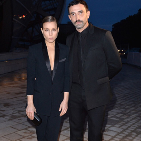 Noomi Attends Opening of Louis Vuitton Foundation