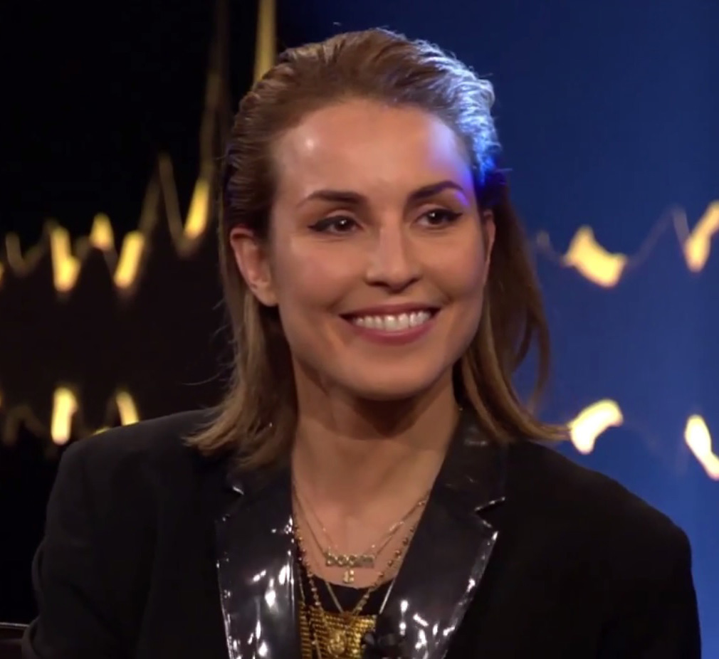 Noomi Attends Gala Screening of 'The Drop' At The 2015 Gothenburg Film Festival