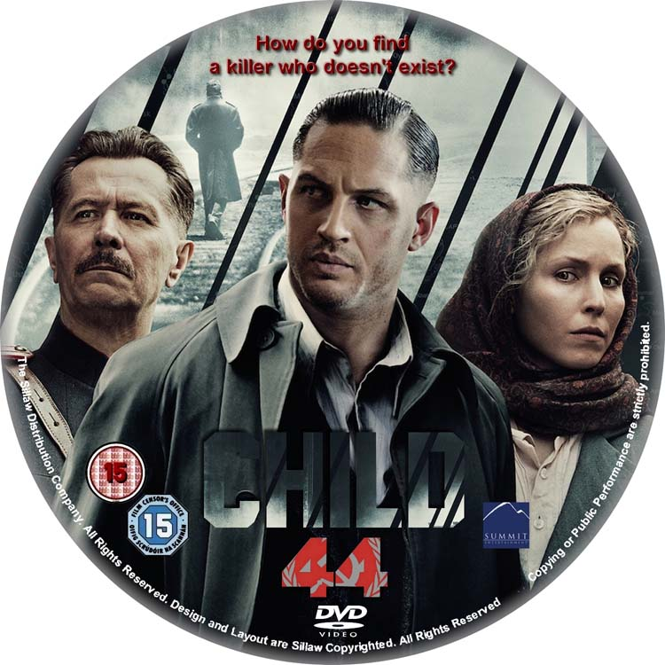 Child 44 DVD & Blu-Ray Release Dates