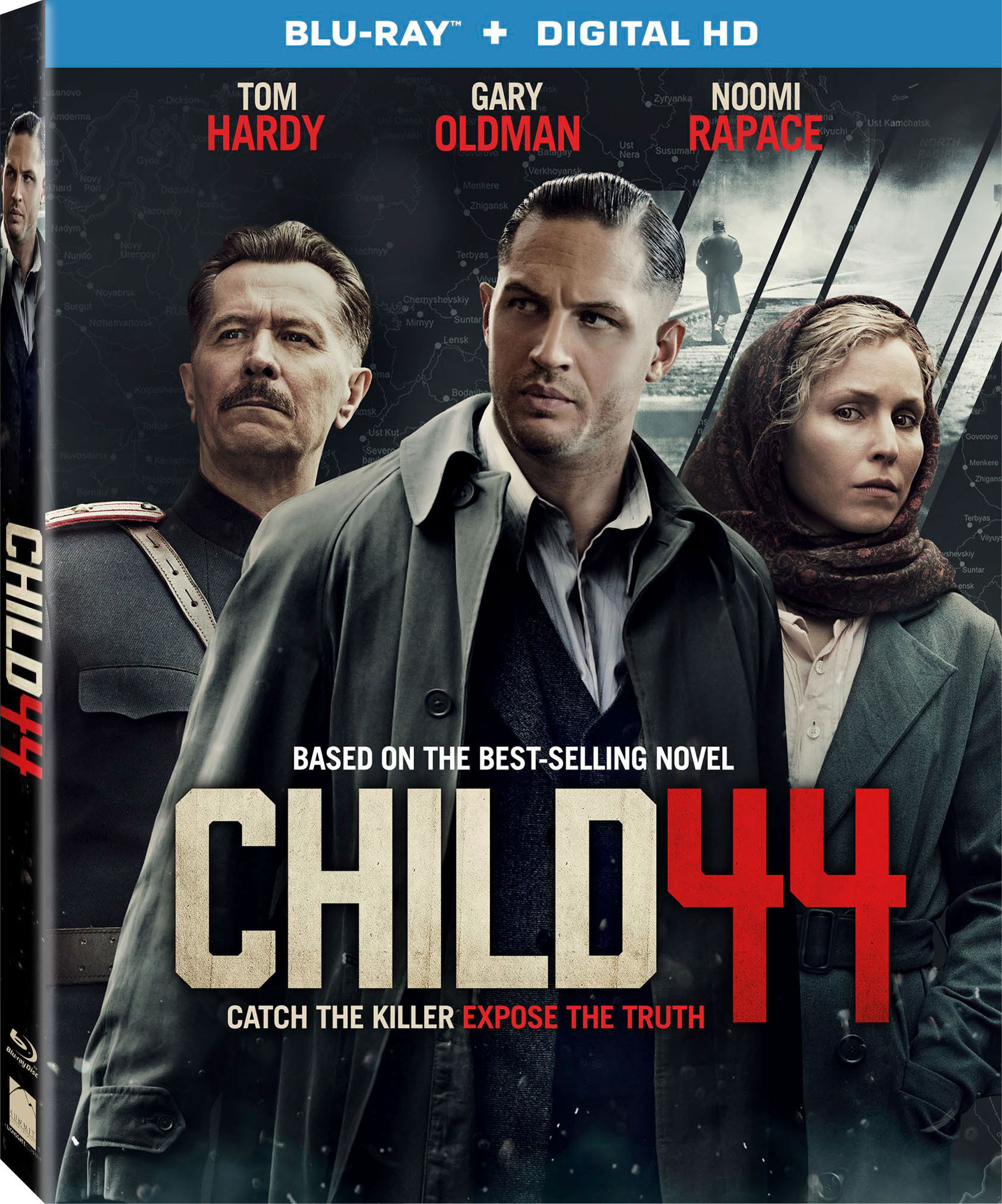 Child 44 Blu-Ray Competition
